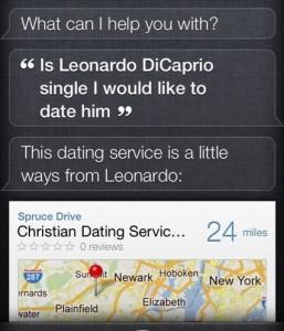 Leo Di single, Siri?