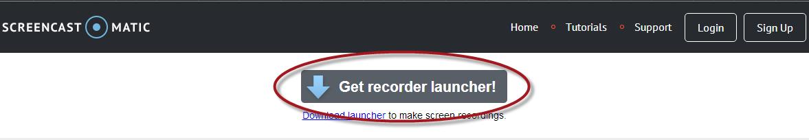 screencast-o-matic install plugin