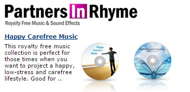 Rartners in Rhyme Free Royalty Free Audio Files