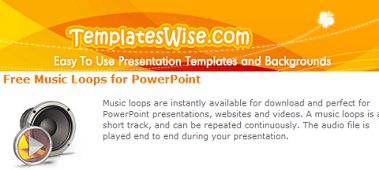 TemplateWise Royalty Free Music