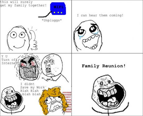 meme family reunion