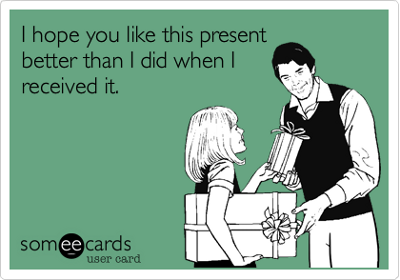 Christmas ecard Someecards