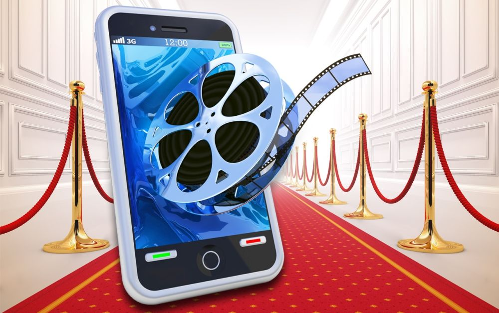 put video to mobile phone