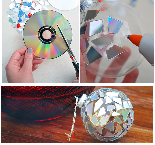 Old CD ball