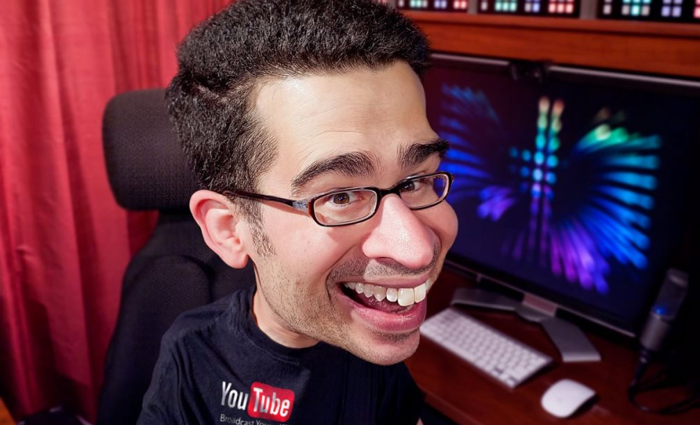 Chris Pirillo Interview with YouTube Blogger