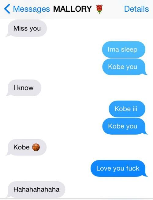 kobe you