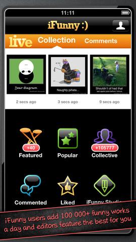 iFunny app