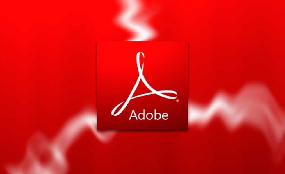 adobe red logo