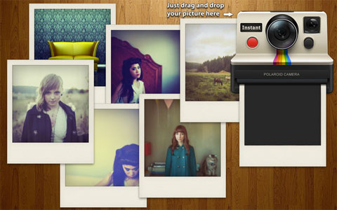 Instant, The Polaroid Instant Camera App