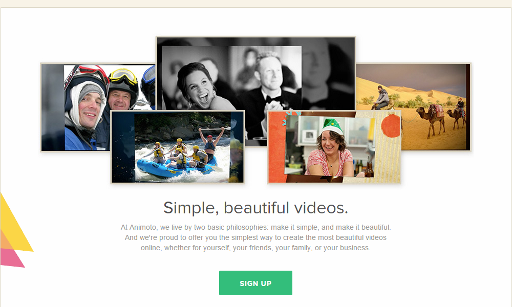 Animoto Review