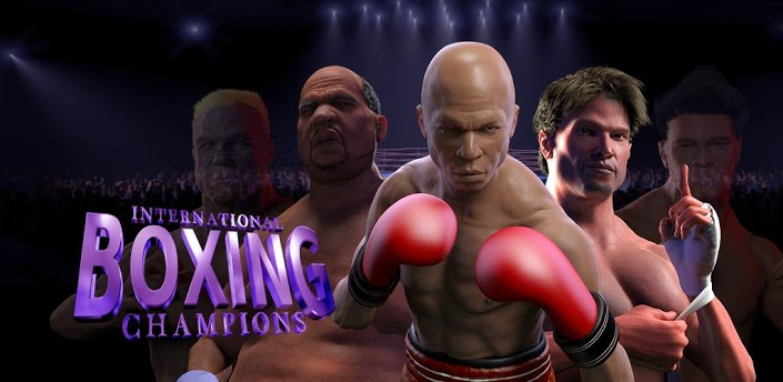 International Boxing Champions Coeus Creative