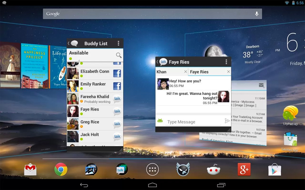 LilyPad HD