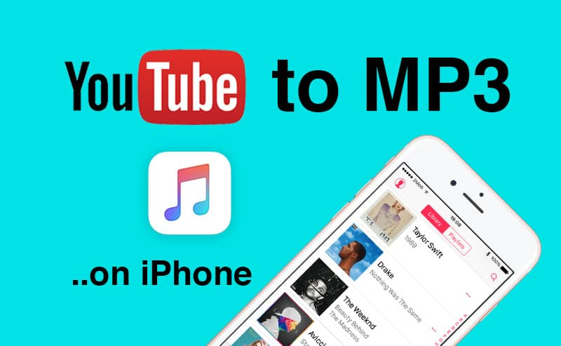 youtube to mp3 on iphone