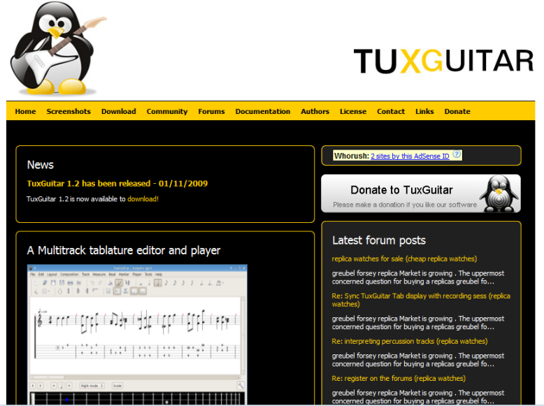 Programs Like Tuxguitar