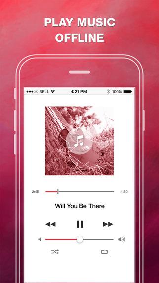 Free Music Cloud App
