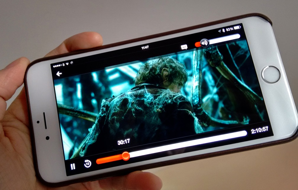 tv shows free on iphone