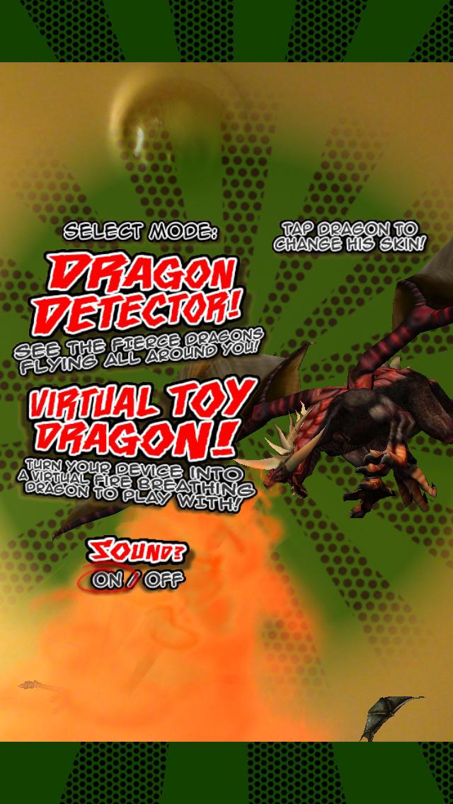 Dragon Detector