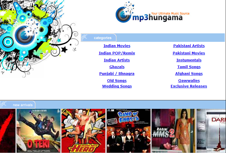 Mp3hungama.com