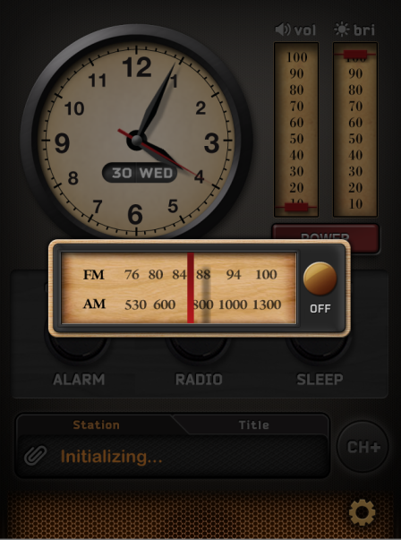 RadioPup is a personalized radio app designed for the iPad, iPhone iPod Tou