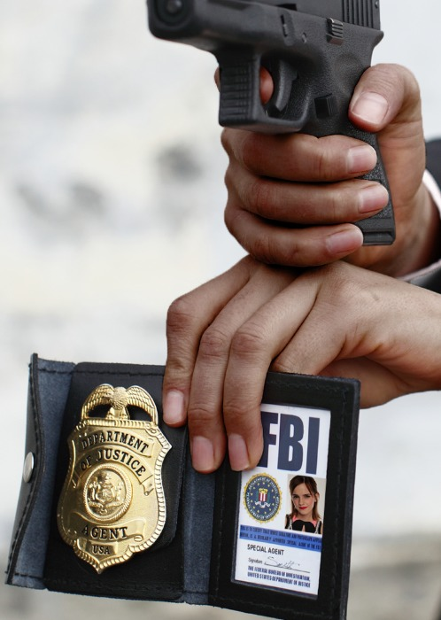 PhotoFunia FBI