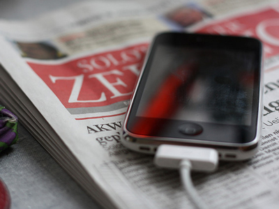 Best iPhone Apps with Hot News Delivery