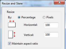 How to Change Picture Size Using Paint and Microsoft Viewer