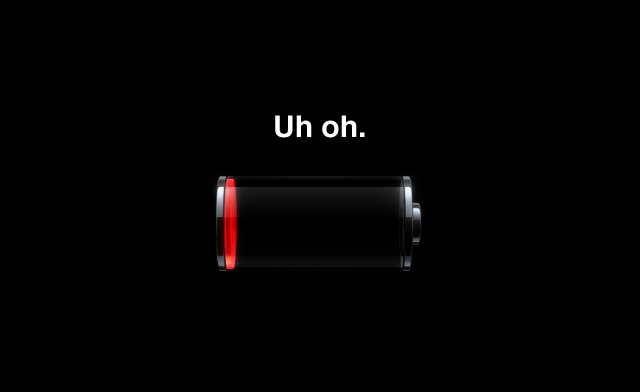 charge iphone battery