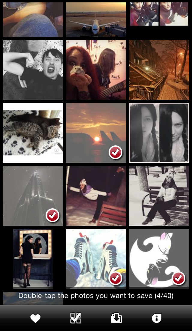 Instake save Instagram phto
