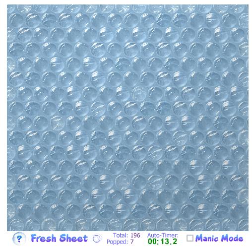 pop bubblewrap