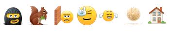 more skype emoticons