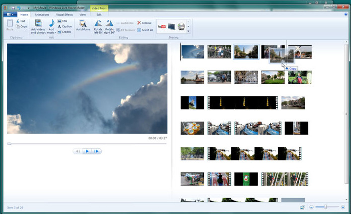 movie maker 720p windows 7
