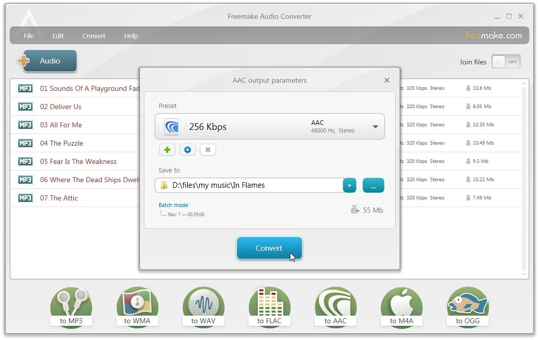 Freemake Audio Converter 1.1.9.9 full