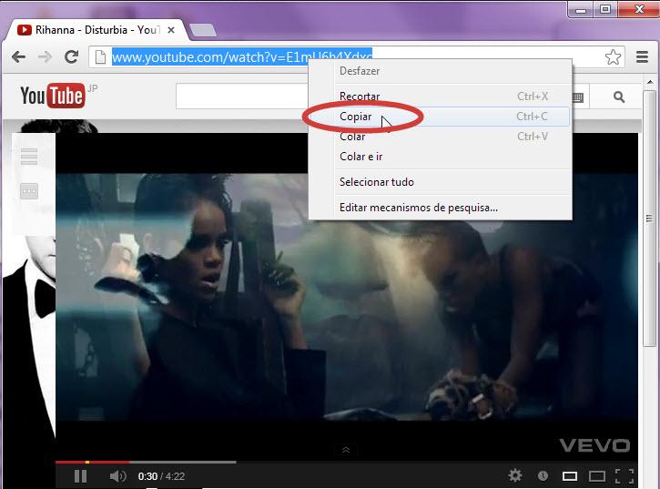 Baixar músicas do youtube em mp3