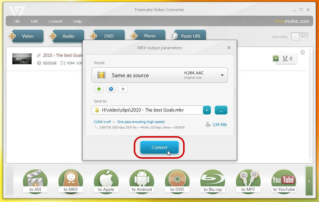 telecharger freemake video converter gratuit