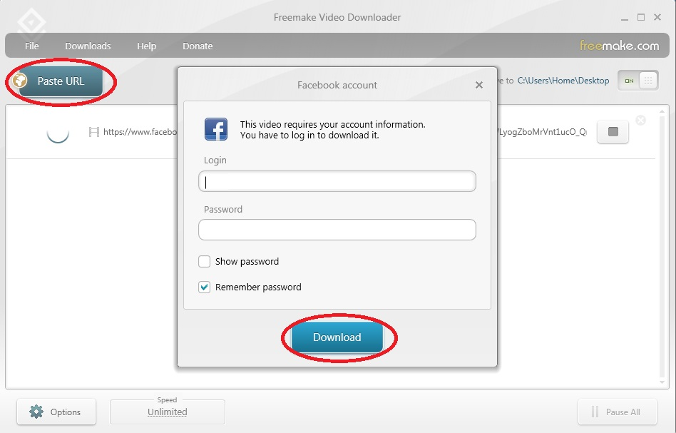 how to add a youtube video in facebook comment