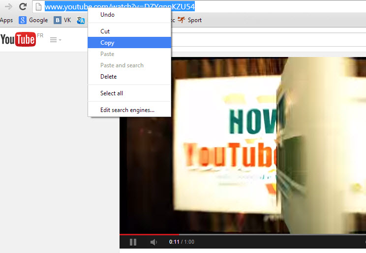 By Photo Congress || Convert Youtube Video To Wav Format